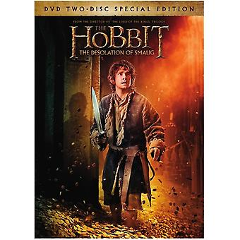 Hobbit 2: The Desolation of Smaug [DVD] USA import