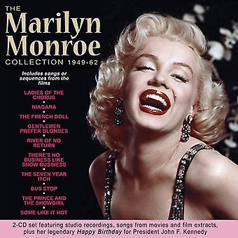 Marilyn Monroe - Marilyn Monroe Collection 1949-62 [CD] USA import