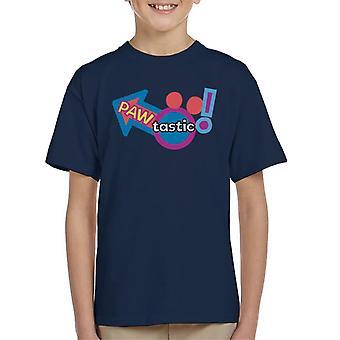 Littlest Pet Shop Paw Tastic Kid's T-Shirt