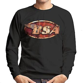 BSA Copper Logo Men's Sweatshirt