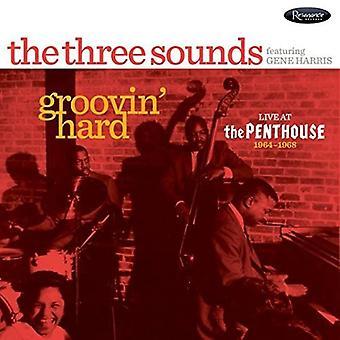 Gene Harris and the - Groovin Hard [CD] USA import