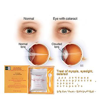 Eyesight Herbal Formula Treat Of Myopia Prevent Short Sight And Cataract Protect Liver Functions