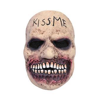 Grimace Kiss Mask