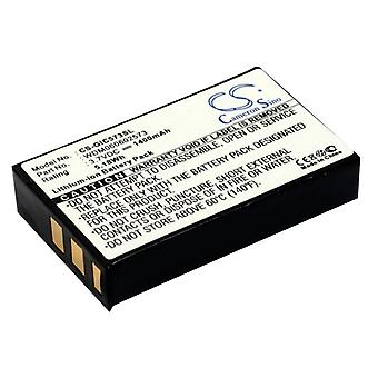 RAID Controller Battery for Gigabyte WDM060602573 GC-RAMDISK 1.1 1.2 i-RAM 1.4Ah