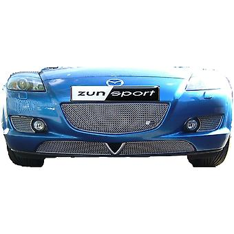 Mazda RX8 Full Grille Set  (2004 to 2008)