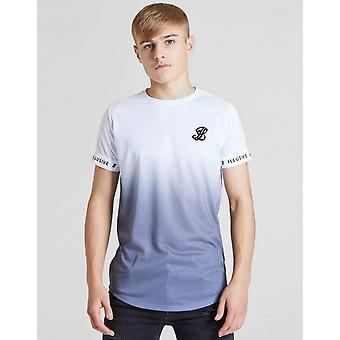 New ILLUSIVE LONDON Boys' Fade Tech T-Shirt White