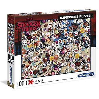 Stranger things impossible - 1000 piece puzzle