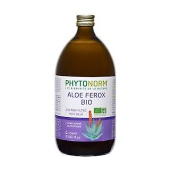 Juice of Aloe Ferox Bio 1 L