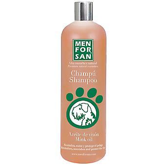 Men For San Champú Aceite de Visón (Honden , Verzorging en hygiëne , Shampoos)