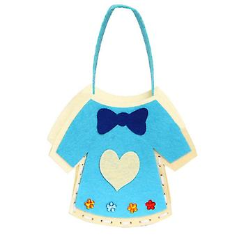 Kindergarten Handmade Diy Colorful Bag Early Learning Education - Montessori