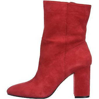 Jessica Simpson Women's Shoes Kaelin Leather Closed Toe Mid-Calf Fashion Boots