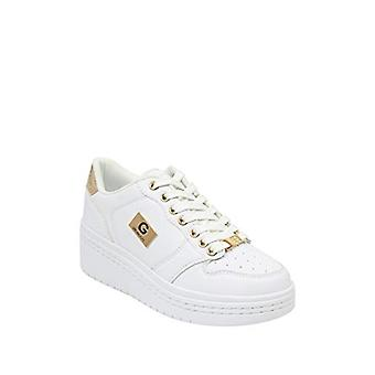 G by GUESS Women's Rigster Logo Platform Sneakers