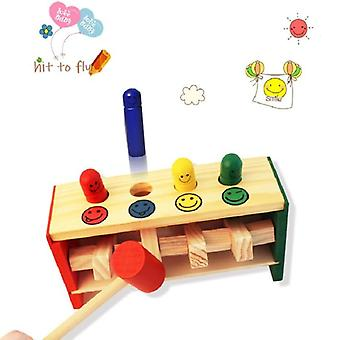 Montessori Educational Toy For Infant Baby- Learning Hand, Eye Coordination