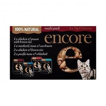 Encore - Cat Food - Mixed Multipack (Pouch)