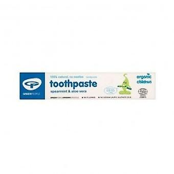 Green People - Childrens Spearmint Toothpaste 50ml