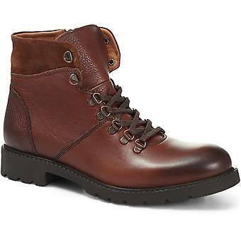 Jones Bootmaker Mens Leather Hiker Boot