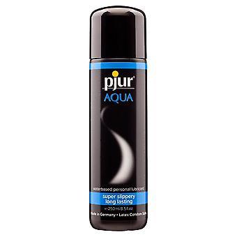 Pjur aqua water based lubricant 250 ml / 8.45 fl oz