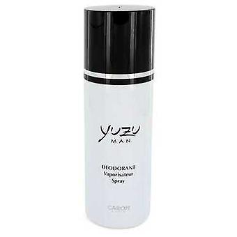 Yuzu Man By Caron Deodorant Spray 6.7 Oz (men) V728-549206