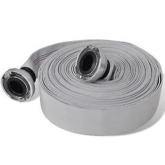 Fire hose flat hose 30 m C-Storz couplings 2 inches
