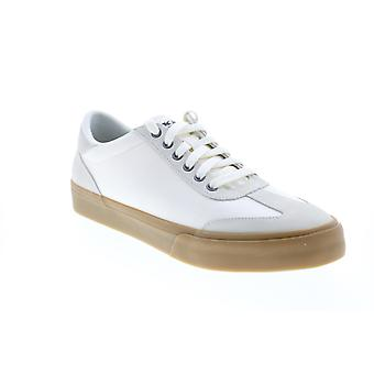 Skechers Sc Sinfist Mens White Lace Up Lifestyle Sneakers Shoes
