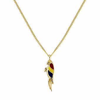 De Gouden Ketting van de papegaai