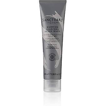 Sanctuary Spa Warming Charcoal Detox Wash 100ml