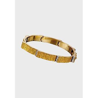 Pulsera Kalevala Mujer Ciria 14K Oro Diamantes 1551240TI185 - Longitud 185 mm