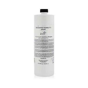 Intenso 03.2 Moisturising & Smoothing Shampoo (salon Product) - 1000ml/33.8oz
