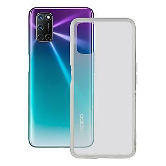 Couverture mobile Oppo A72 KSIX Flex TPU