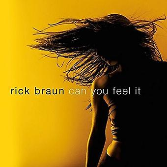 Rick Braun - Can You Feel It [CD] USA import