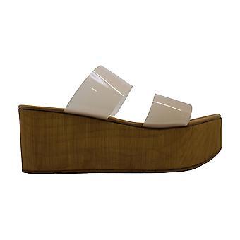 Steve Madden Womens confissão Open Toe Casual Plataforma Sandálias