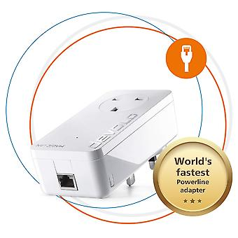 Devolo magic 2-2400 lan: stable home working, add-on powerline adapter, up to 2400 mbps for your pow