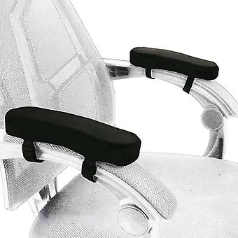 2pcs Memory Foam -comfy Office Chair Armrest Pad