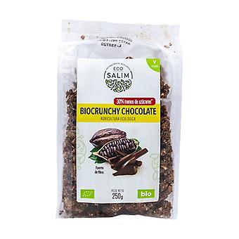Organic Chocolate Crunchy 250 g