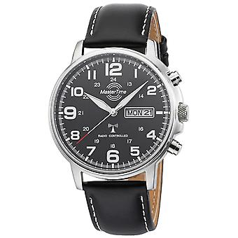 Mens Watch Master Time MTGA-10624-22L, Quartz, 45mm, 3ATM