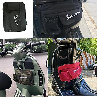 Electric Scooter/motorbike Side Tool Bag/saddle/glove Bags For Piaggio Vespa