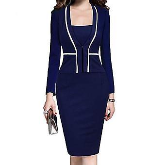 Vrouwen Jurk Suit Jacket Bodycon