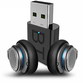 Mini ricevitore trasmettitore Bluetooth Bluetooth 5.0 3,5 mm audio wireless stereo Aux