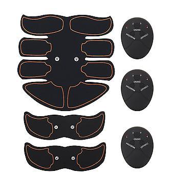 الذراع التطن البطن أدوات مدرب العضلات 6 أجهزة الكمبيوتر