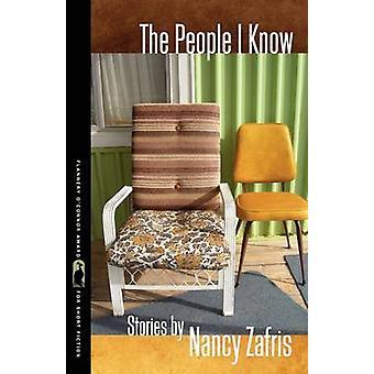 ナンシー・ザフリスの知る人たち - 9780820334202 本