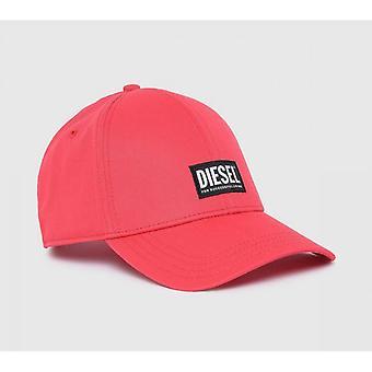 Rød logohætte - Diesel
