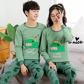 Teens Pyjamas, Langarm, Kinder Kleidung Sets, Cartoon Big Sleepwear,