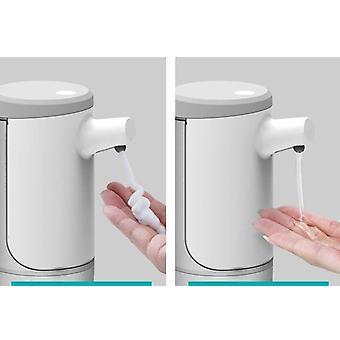Nouveau capteur intelligent lavage des mains Gel Alcool Désinfection Savon mousse électrique