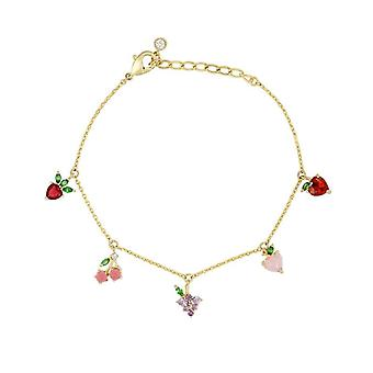 New Cute Fashion & s Crystal Anklet Bracelet Jewelry Fruits Anklets