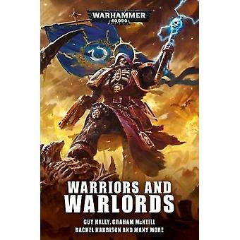 戦士と武将ウォーハンマー40000