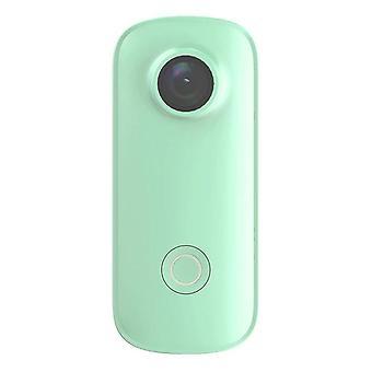 Thumb Camera C100 Plus Mini Action Camera(Green)