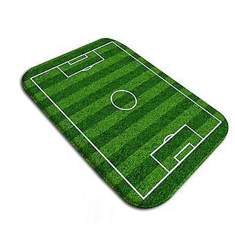 Dywan z boiska do piłki nożnej