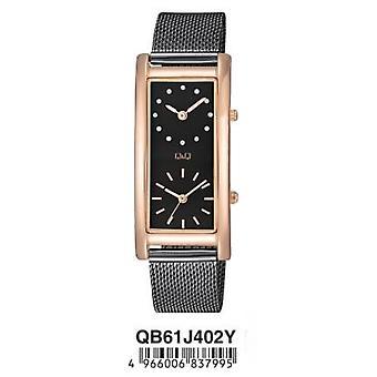 Q&q fashion watch qb61j402y