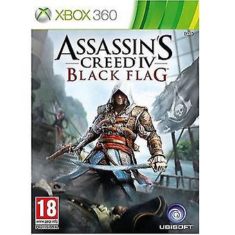 Assassins Creed IV 4 Black Flag [CLASSICS] Xbox 360 Game