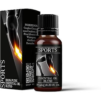 Mystic Moments Sports Essential Oil Blends 100ml